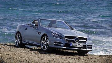 Am condus noul Mercedes-Benz SLK