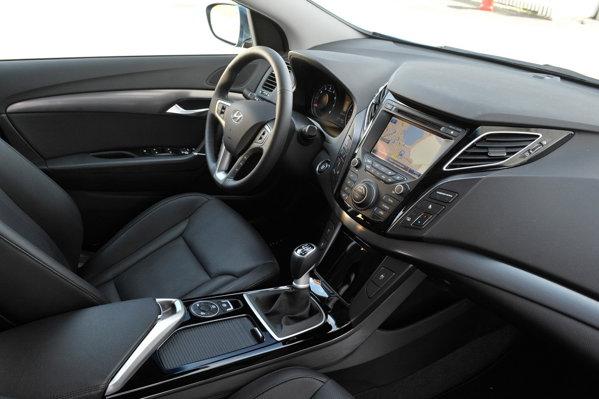 Interiorul este un mare pas înainte pentru Hyundai