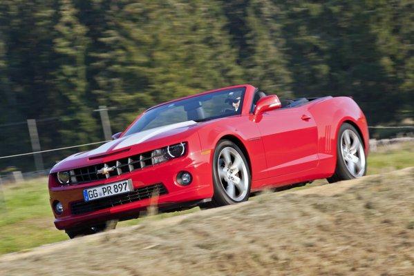 Chevrolet Camaro Convertible - asa trebuie sa arate un muscle car modern