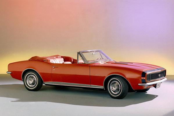 Prima generatie Chevrolet Camaro 1966 - 1970