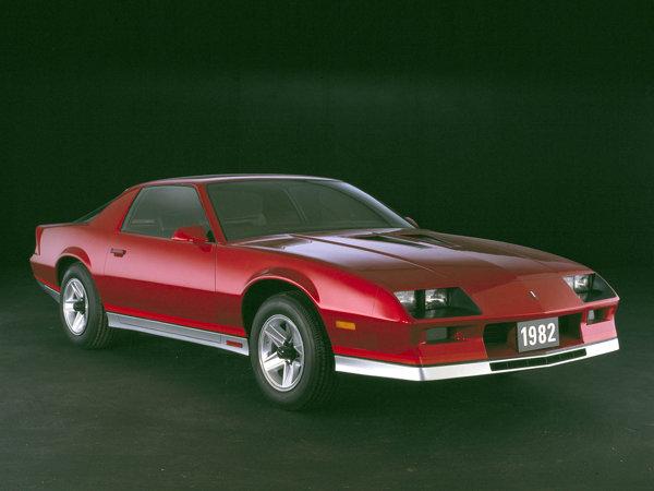 A treia generatie Camaro 1982 - 1992