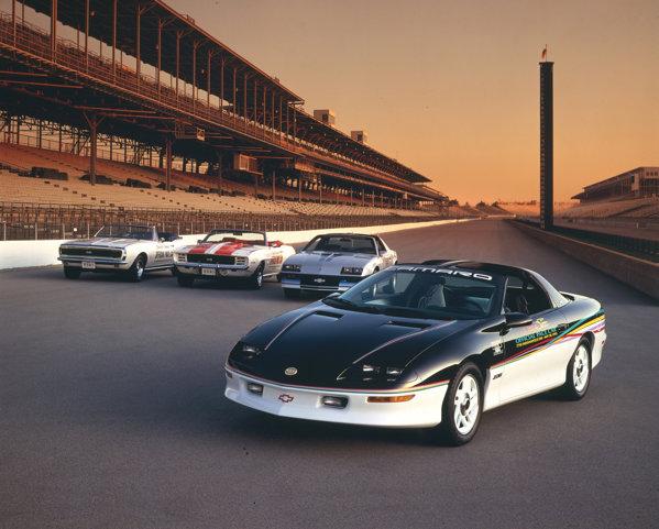 A patra generatie Chevrolet Camaro 1993 - 2002
