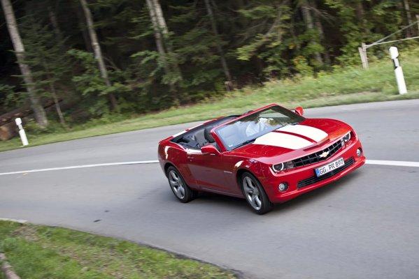 In general, Chevrolet Camaro ofera o experienta de condus relativ medie