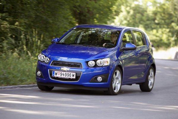 Motorul lui Chevrolet Aveo 1.3D ECO are un raspuns normal, cutia avand rapoarte lungi