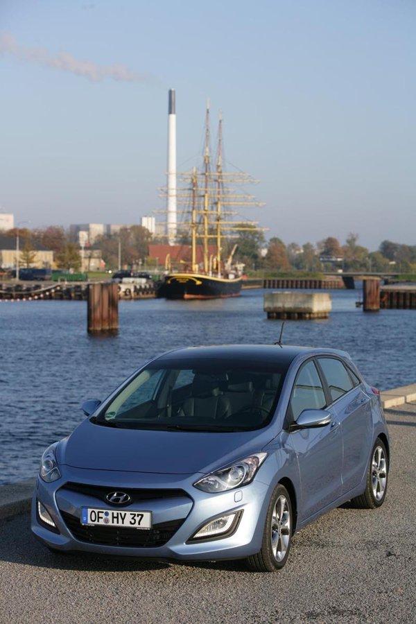 Noul Hyundai i30 va fi lansat la noi in cursul anului 2012