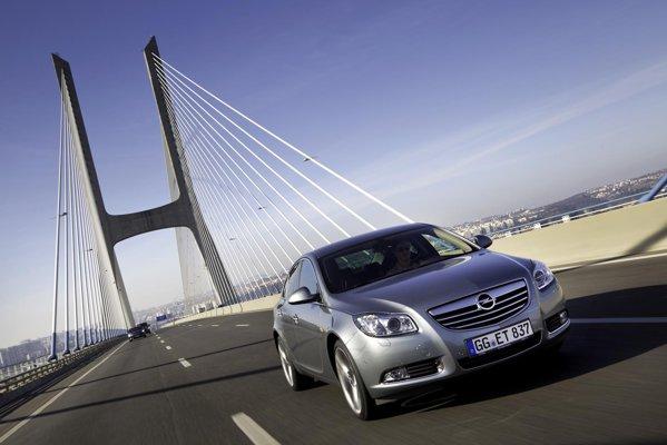 Opel Insignia este un model de referinta pentru schimbarea de imagine Opel