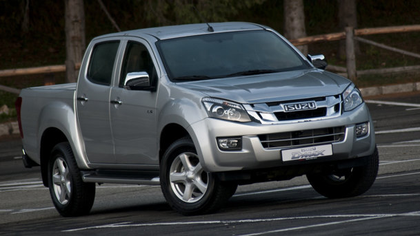 Test de prim contact: noul Isuzu D-Max