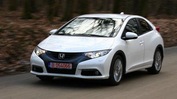 Am condus noua versiune Honda Civic 1.6 i-DTEC. Savoir faire... japonais