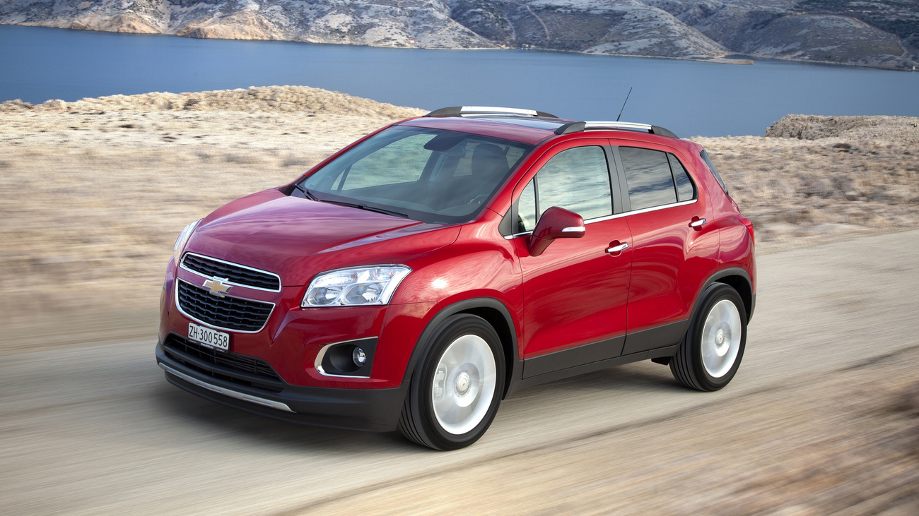 test de prim contact chevrolet trax noul suv compact american. Black Bedroom Furniture Sets. Home Design Ideas