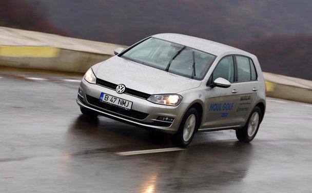 TEST: VW Golf 7 1.6 TDI 105 CP. Golf-ul diesel accesibil