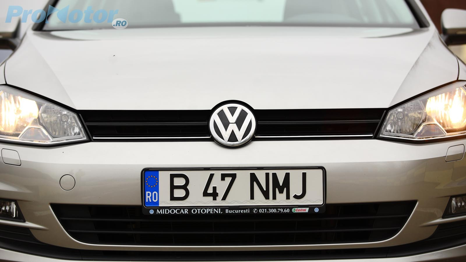 test vw golf 7 1 6 tdi 105 cp golf ul diesel accesibil. Black Bedroom Furniture Sets. Home Design Ideas