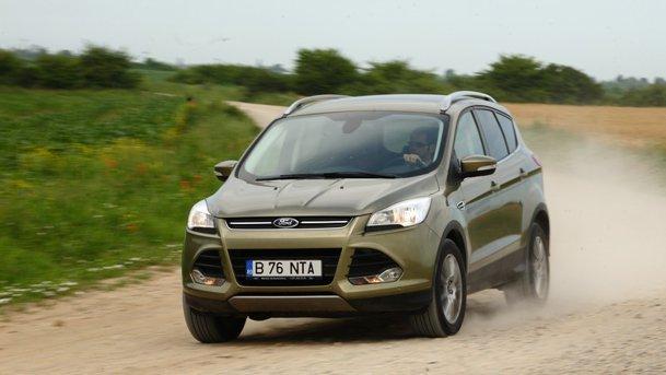 Test în România cu noul Ford Kuga