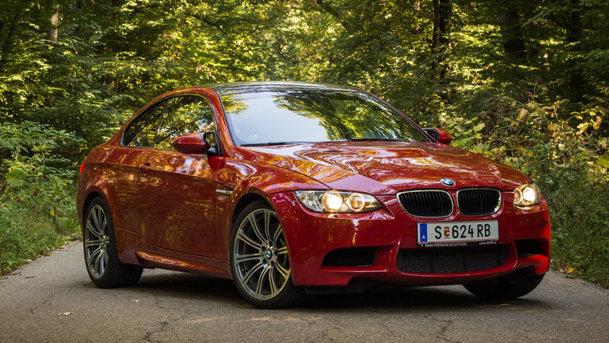 Test în România cu BMW M3 Coupé (E92)