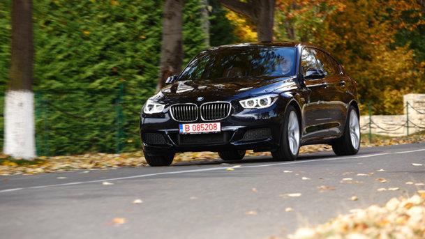 Test în România cu BMW Seria 5 GT facelift. Executiv