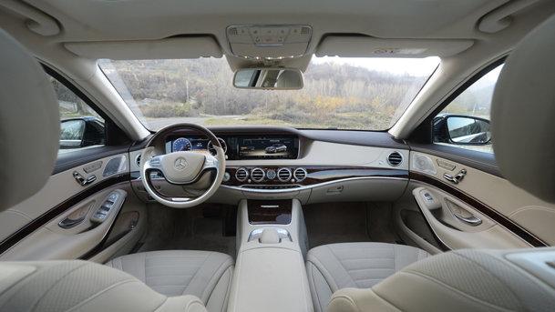 Test în România cu noul Mercedes-Benz S-Class. Maiestatea Sa