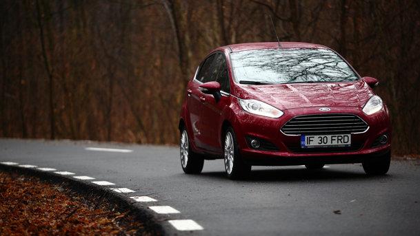 TEST: Ford Fiesta Powershift. Setat pe confort.