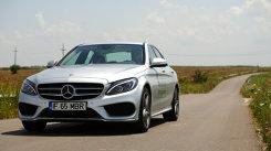 TEST în România: Mercedes-Benz C-Class