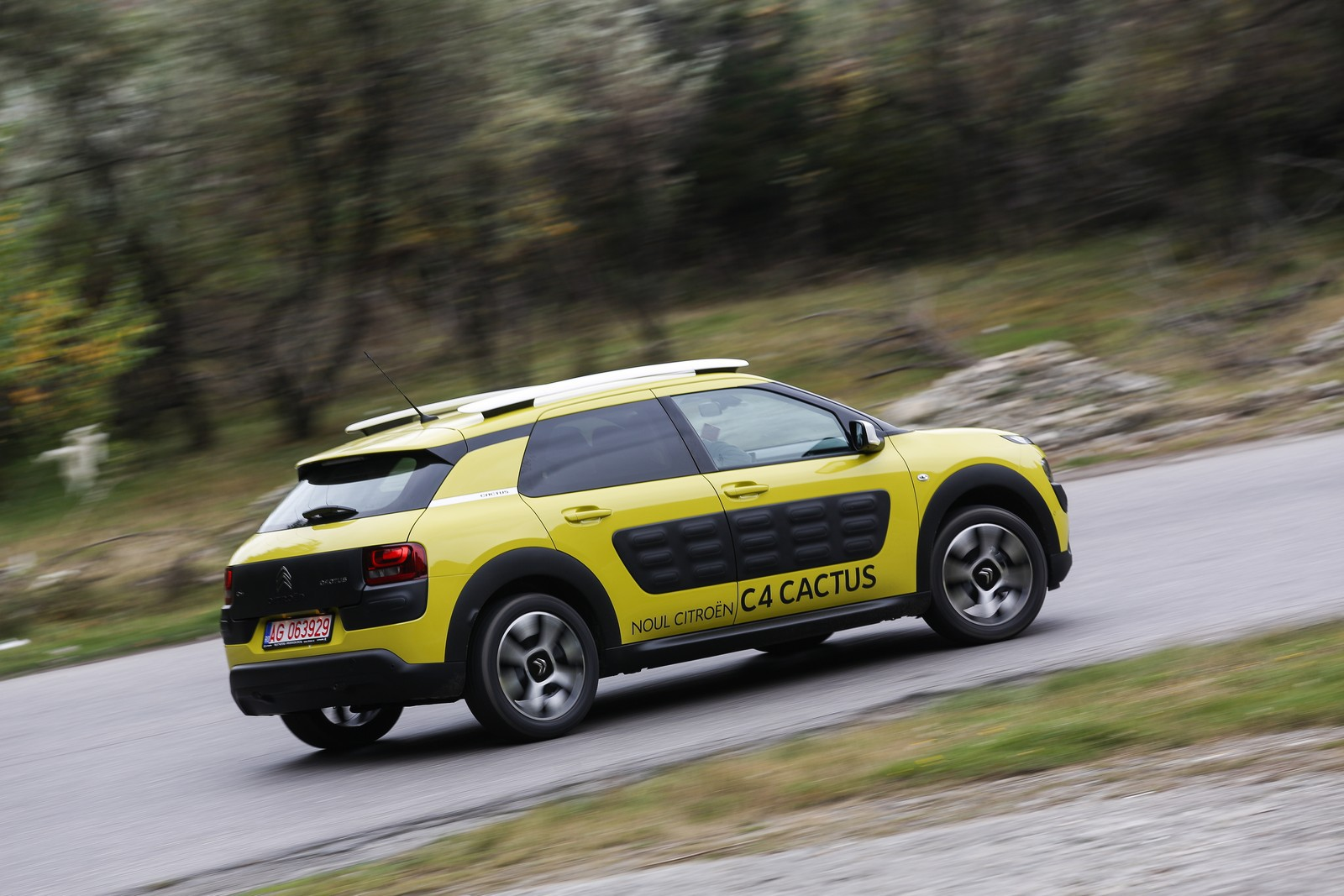 imagini test n rom nia citroen c4 cactus. Black Bedroom Furniture Sets. Home Design Ideas