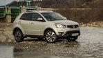 Test în România cu SsangYong Korando facelift