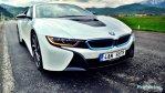 Test în România cu BMW i8, probabil cel mai greşit înţeleasă maşină de la BMW