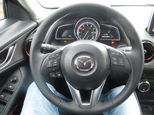 TEST DRIVE Mazda CX-3: SUV-ul urban în care te simţi ca într-un hatch-back nervos - GALERIE FOTO
