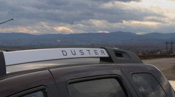 Test drive DUSTER Black Touch. Un all-road perfect de făcut puzzle prin gropile din oraş