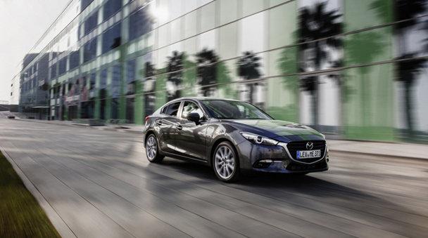Test ProMotor: Mazda de 3 puncte şi amendă de 4