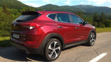 """Drive test Tucson. Între siguranţă şi frenezie - HYUNDAI """"Reloaded"""""""