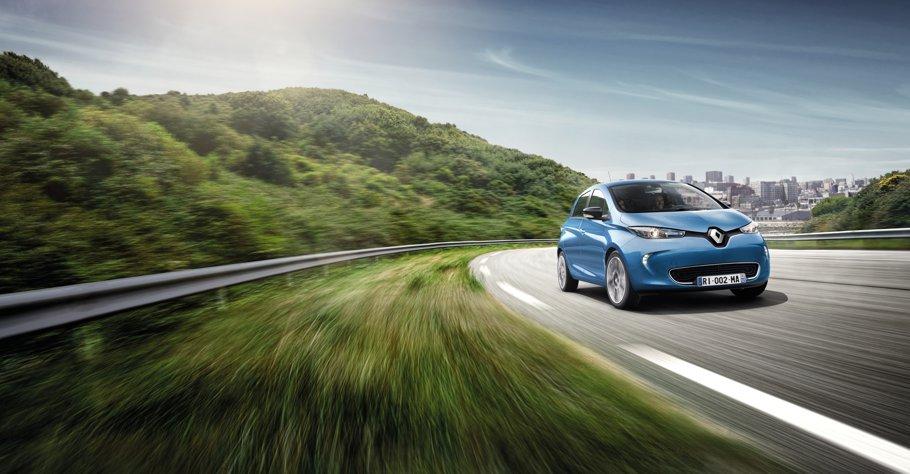 Test ProMotor cu Renault ZOE, maşina electrică pentru care primeşti ecotichet RABLA de 10.000 de euro