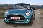 Test drive MINI Cooper Cabrio - Crush-ul după o britanică lasă urme