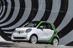Drive test smart Fortwo ED. La plimbare prin Bucureşti cu cea mai accesibilă maşină electică