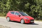 Drive test cu noul Ford Fiesta. O maşinuţă frumoasă, bună pentru oraş şi cu mult tupeu în afara lui
