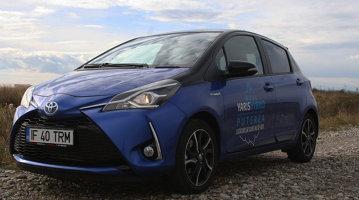 Drive Test Toyota Yaris Hybrid - Japonezul ecologist pe străzile din România
