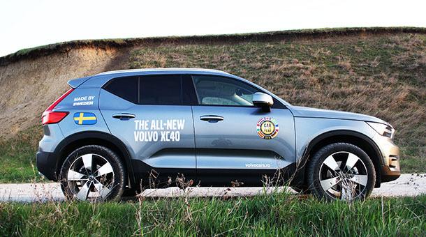 Test drive Volvo XC40. Filosofia tipic scandinavă învinge din nou