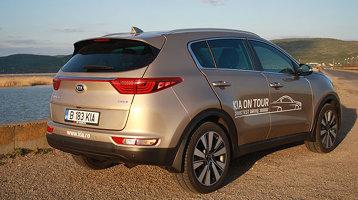 Test drive Kia Sportage - Adevăr sau provocare? Ambele şi mai mult de atât