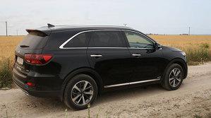 Test drive Kia Sorento 2.2 DSL - Un SUV confortabil şi spaţios, cu o paletă bogată de opţiuni