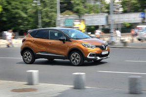 Renault Captur – Crossoverul de success al francezilor - GALERIE FOTO