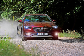 Test drive Opel Insignia Country Tourer 4x4 – Un pachet complet - GALERIE FOTO