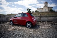 Fiat 500 - rafinat chiar şi diesel