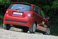 Chevrolet Aveo  - Get real