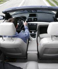 BMW 125i - habitaclu exclusivist