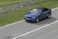 BMW 125i - imagine agresiva