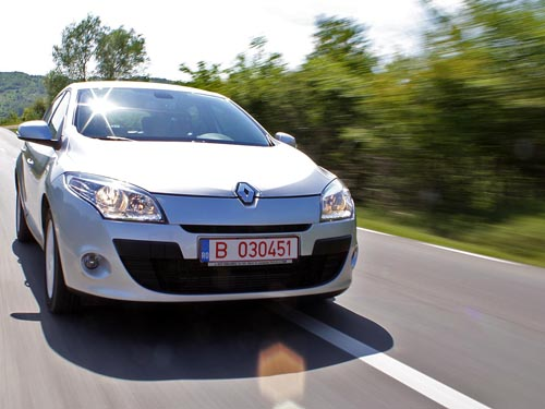 Renault Megane 1.5 dCi 105 CP - ep. III: DINAMICA