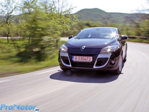 Renault Megane 1.6 16V - o oferta excelenta, cu un raport pret/masina foarte bun