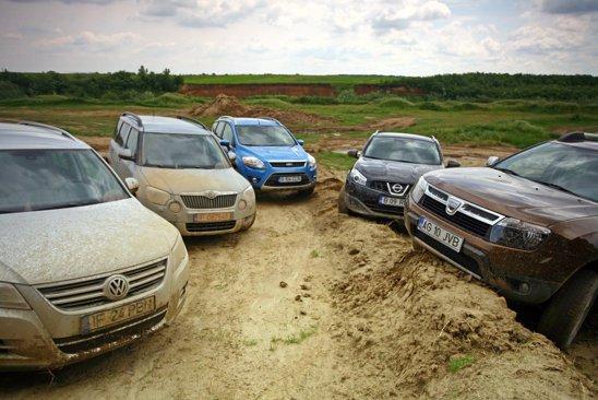 Dacia Duster nu poate fi considerat un SUV compact modern