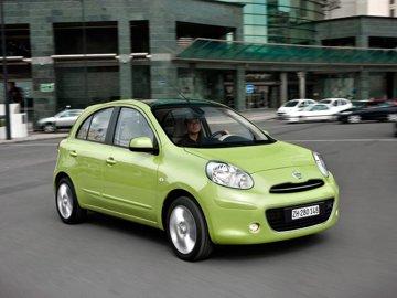 Test cu noul Nissan Micra