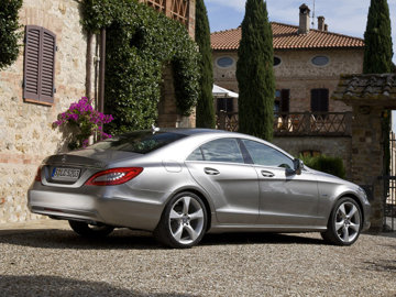 Test-drive cu noul Mercedes CLS