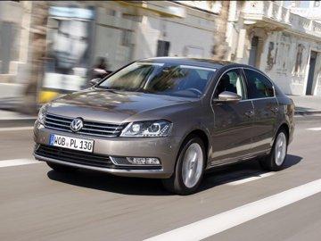 Test cu noul VW Passat