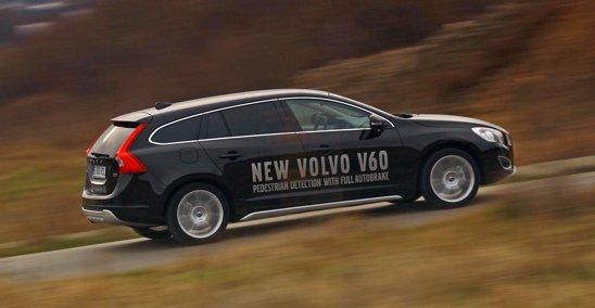 Silueta de shooting break. Volvo V60 ar putea fi chiar un coupe-break, fara usile spate