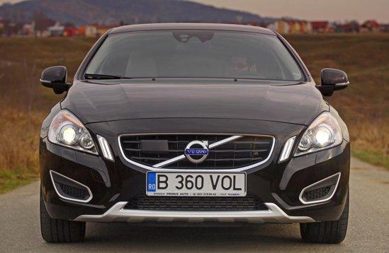 Volvo V60 afiseaza o puternica personalitate si o imagine de marca proaspata